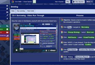 Briefing screenshot